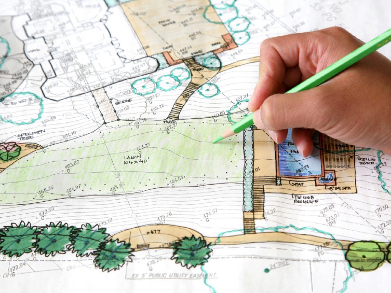 Куда обратиться за ландшафтным дизайном