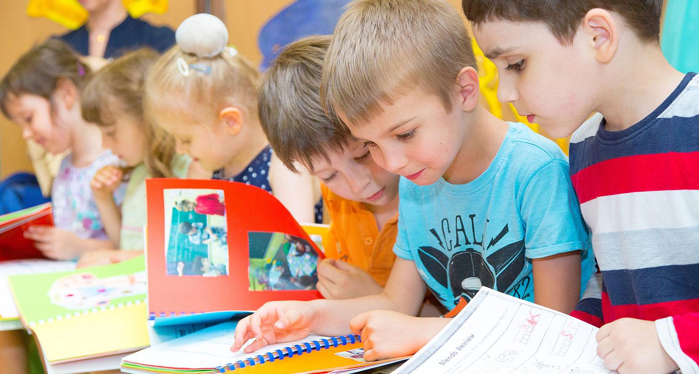 Частные детские сады киева набирают популярность