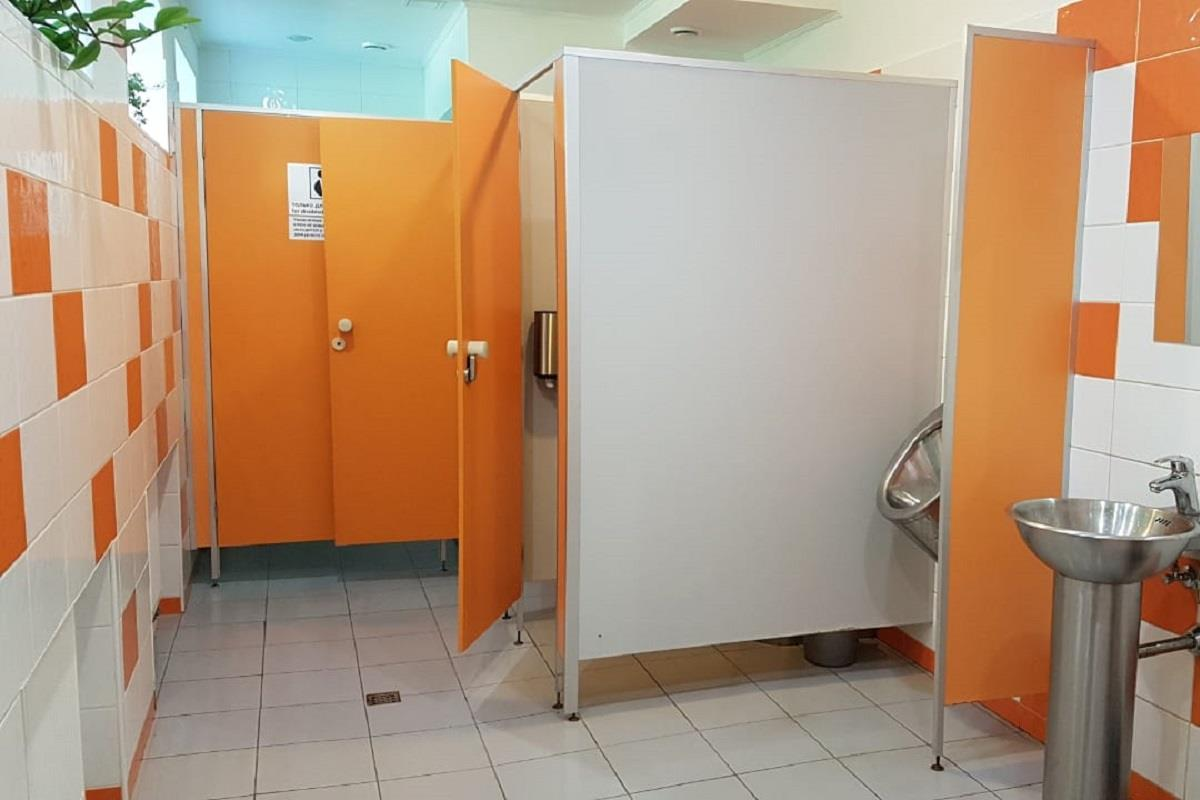 Подбор сантехнических перегородок в Киеве